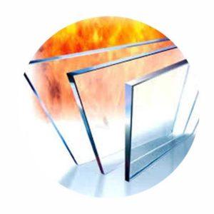 Brandwerend glas Enschede